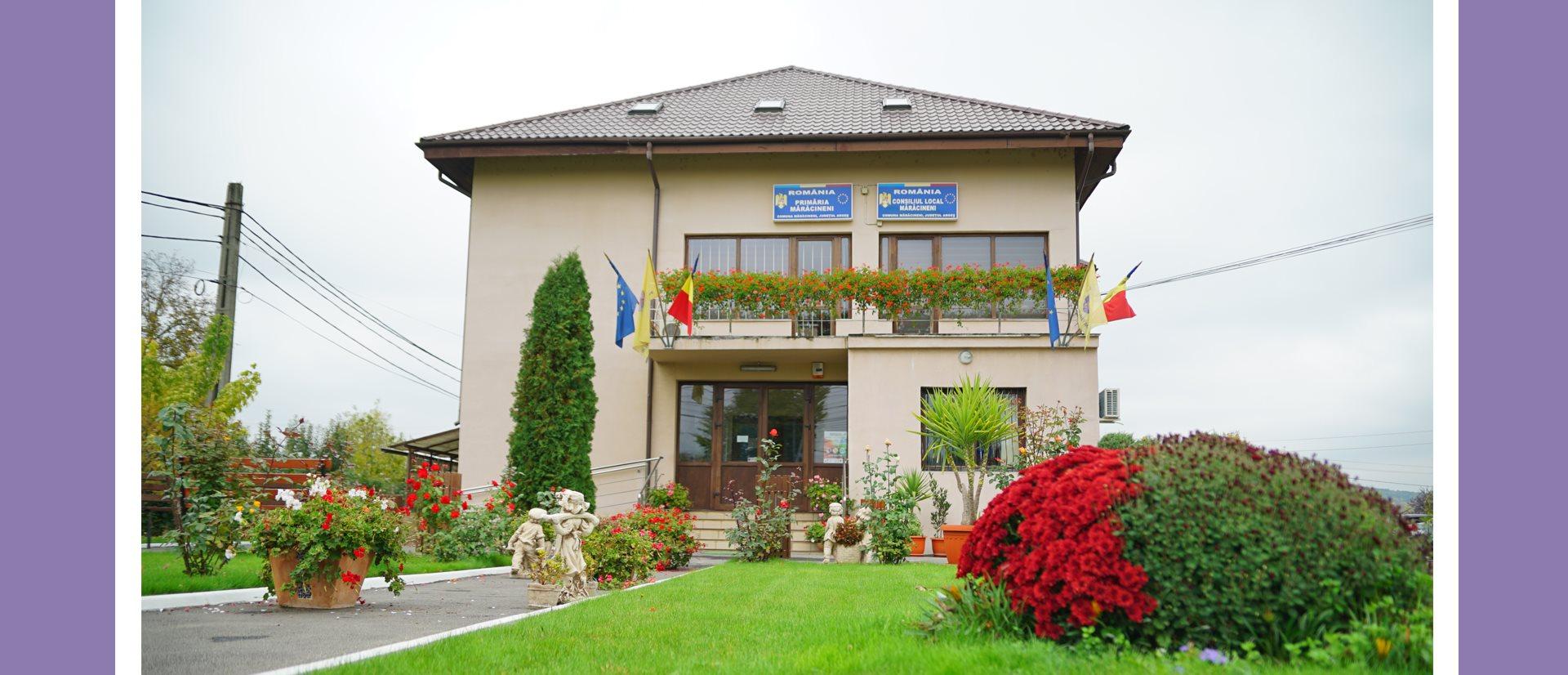 Primaria Maracineni Arges / Comuna Maracineni - Judetul Arges